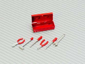1/10 Scale Metal Tool Box