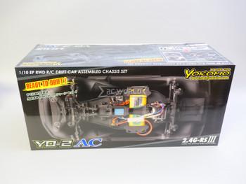 Yokomo 1/10 RC RWD DRIFT CHASSIS YD-2AC