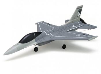 RC JET F-16 Falcon RC Airplane W/ Gyro Park Flyer 2.4ghz RTF