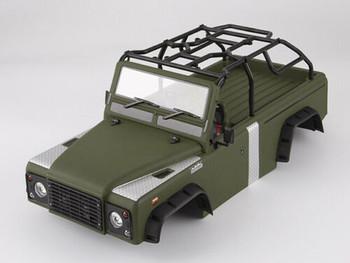 RC Truck Body Shell 1/10 MARAUDER 48723
