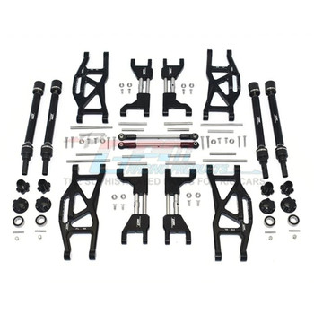 GPM For Traxxas Maxx 4S Wide Suspension & Drive Shaft Kit