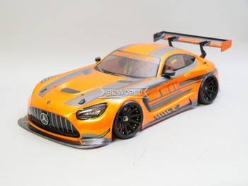 Kyosho 1/10 RC Body Shell 2020 Mercedes AMG GT3 200mm ORANGE -Finished-