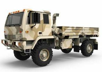 Orlandoo RC 1/32 Micro MILITARY TRUCK 4X4 Rock Crawler Truck -KIT-