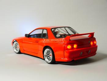RC 1/10 Nissan Skyline R32 GTR DRIFT Brushless RTR W/ LED /Sound