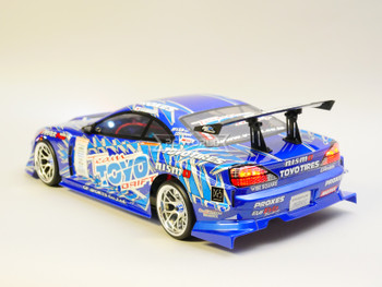 RC 1/10 Nissan Skyline S15 Team Toyo Brushless