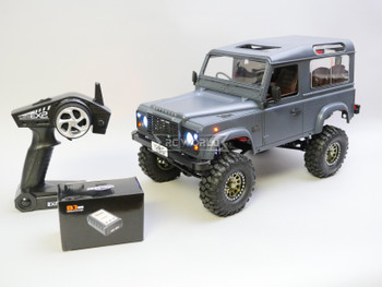 RC 1/10 Land Rover DEFENDER 90  70th Edition *RTR*