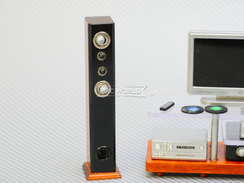 1/10 scale home theater