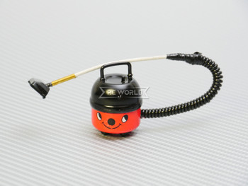 RC 1/10 Scale Accessories VACUUM CLEANER -RED-