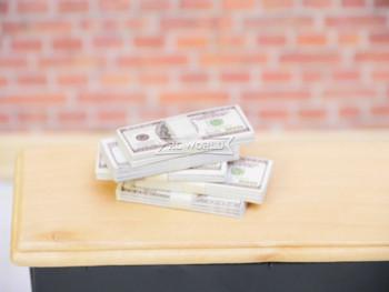 RC 1/10 Scale Accessories CASH MONEY STACKS usd