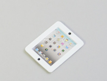 RC 1/10 Scale Accessories Apple TABLET (1)  WHITE