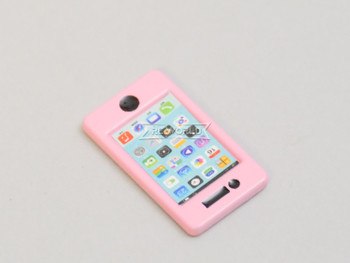 RC 1/10 Scale Accessories Apple IPHONE (1)  PINK