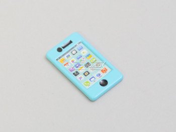 RC 1/10 Scale Accessories Apple IPHONE (1)  BLUE