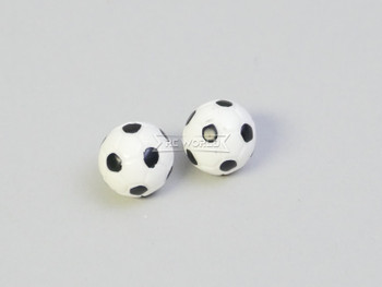 RC 1/12 Scale Accessories SOCCER BALL (2)