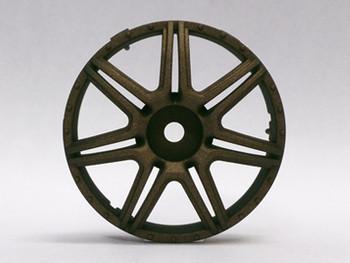 Tetsujin MARGUERITE Car Wheels INSERTS Disk  Adjustable Offset  - Matte BRONZE - (4 pcs ) TT-7572