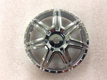 Tetsujin MARGUERITE Car Wheels INSERTS Disk  Adjustable Offset  - CHROME - (4 pcs ) TT-7573