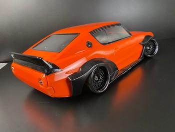 Tetsujin GRANSEEKER Car Wheels INSERTS Disk Adjustable Offset - CHROME BLACK- (4 pcs ) TT-8019