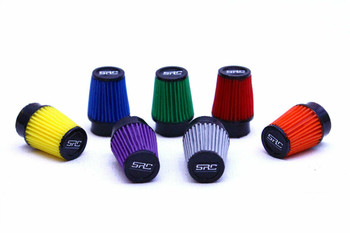 1/10 Scale FILTER Cone Cold Air Intake (1) BLUE