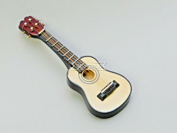 1/10 Scale Accessories ACOUSTIC GUITAR Wood
