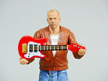 1/10 Scale Accessories ELECTRIC GUITAR Wood