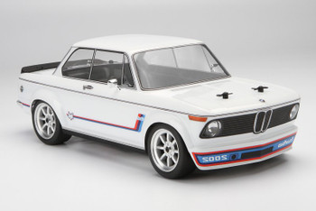 HPI 1/12 RC Car BODY Shell BMW 2002 Turbo -CLEAR- UNPAINTED #7215