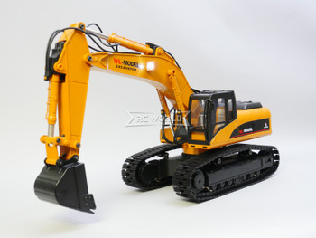 RC 1/14 Construction EXCAVATOR Truck W/ Sounds W/ Smoke RTR