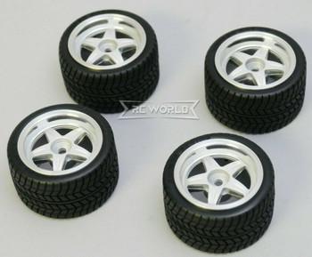 Kawada 1/12  Wheels