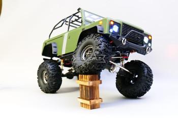 1/10 RC Truck Marauder 4X4 w/ LED RTR 313mm Drape
