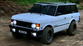 RC 1/10 Land Rover 1981 RANGE ROVER