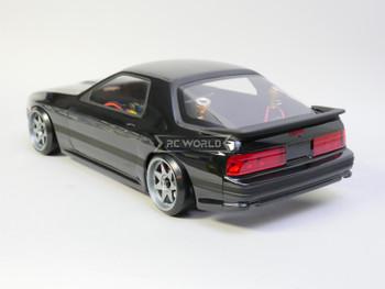1/10 RC Car BODY Shell MAZDA RX7  *FINISHED* 190mm BLACK