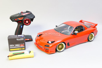 Yokomo RC MAZDA RX7 FD DRIFT