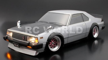 1/10 NISSAN SKYLINE GT Turbo Wide Body 200MM