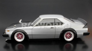 abc hobby rc drift body shell