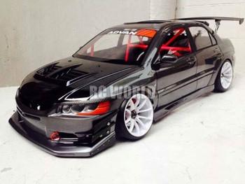 RC Drift Mitsubishi Evo