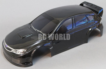 1/10 RC Subaru Impreza STi Hatch BODY Shell 190mm -FINISHED
