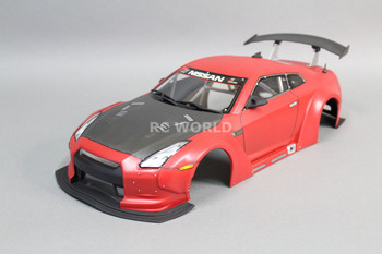 rc Nissan GT_R Rocket Bunny Body Shell