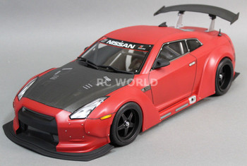 rc Nissan GT_R Body Shell