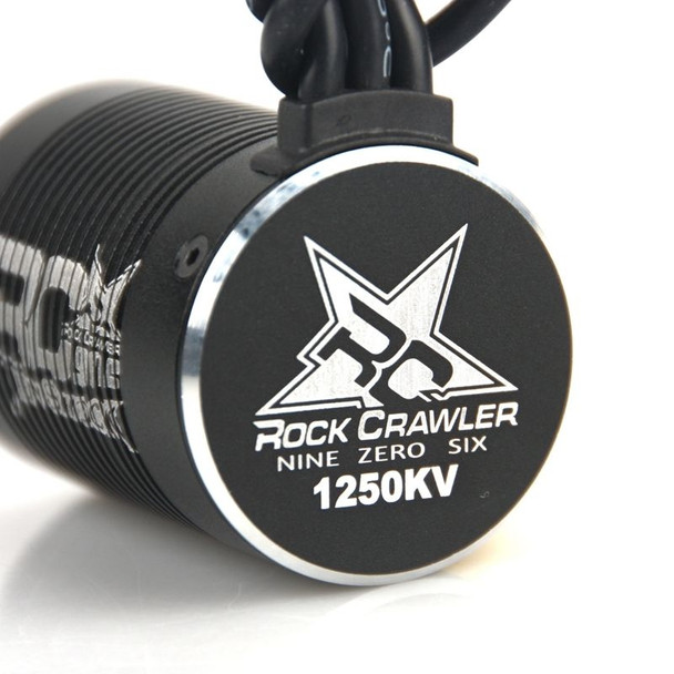 TenShock RC TRUCK Rock CRAWLER BRUSHLESS Motor 6 POLE 1750KV