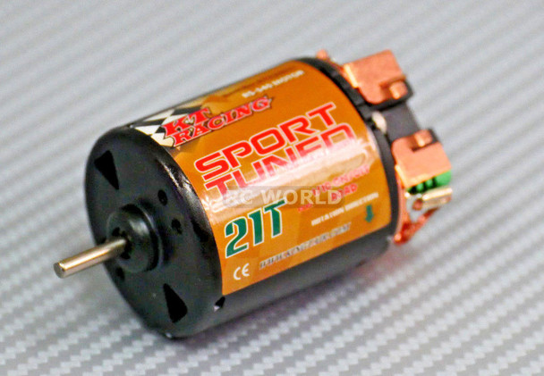 1/10 RC 540 Sport Tuned Motor For RC TRUCK Rock Crawler 21T High Speed Motor