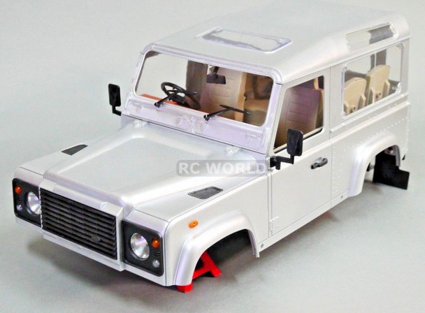 RC Land Rover Defender 90 Body Shell.