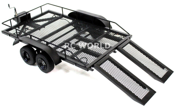 Scale 1/10 All Metal Trailer