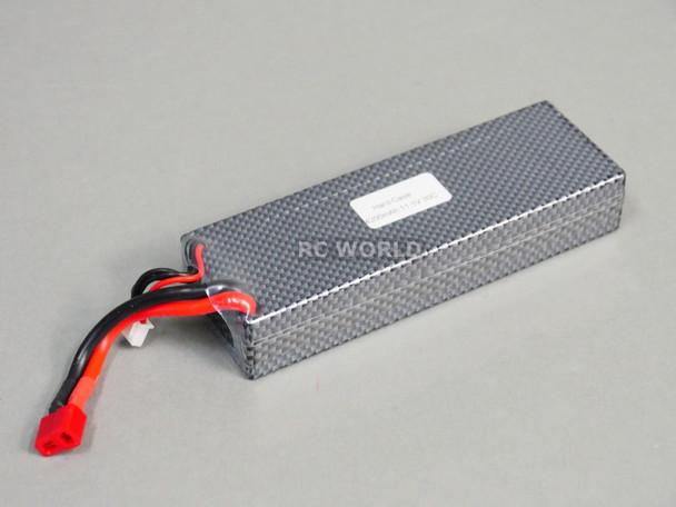 11.1V 4200MAH 30C Lipo Hard Case Battery Pack 3 Cell W/ DEANS