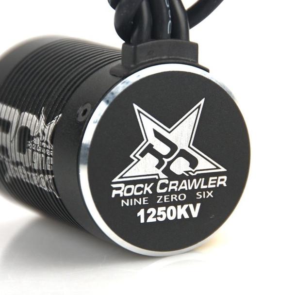 RC Rock Crawler Brushless motor