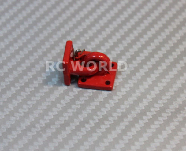 1/10 Scale Truck Accessories Metal Anchor Shackles Latch
