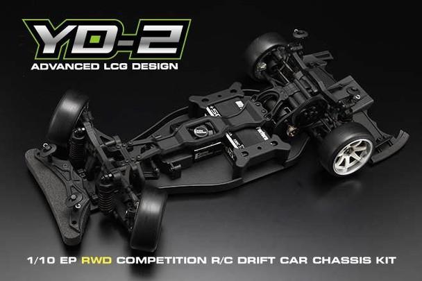Yokomo 1/10 RC RWD DRIFT CHASSIS YD-2 World Champion Rear Wheel Drift -KIT-