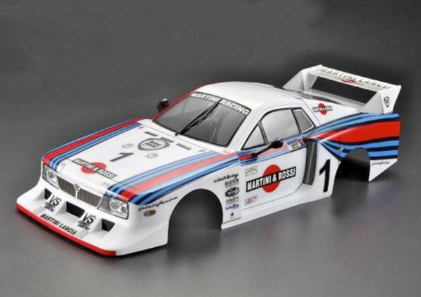 1/10 RC Car BODY Shell LANCIA BETA MONTE CARLO Martini Racing 190mm *FINISHED