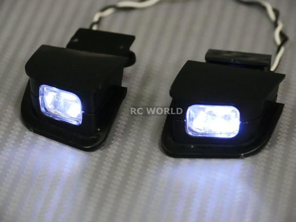 1/10 RC pop up headlights