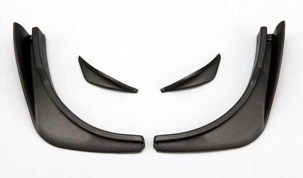 Yokomo 1/10 RC Car FRONT CANARDS Set Wing Spoiler For Body Shell SD-ACFC