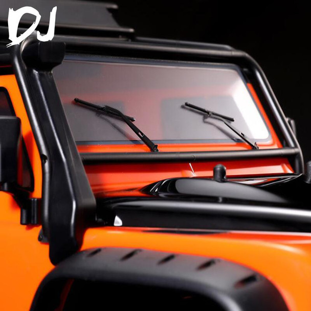 Team DC Scale Metal WIPER BLADES For Jeep-Defender-Crawlers (2pcs)