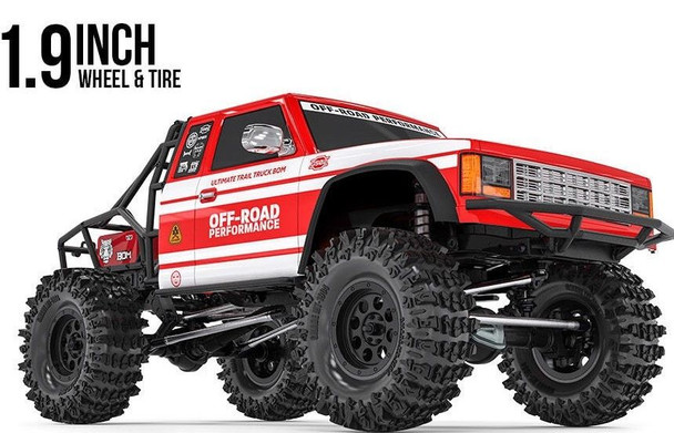 Gmade BOM 1.9 Trail RC Truck GS02 #GM57000 -KIT-