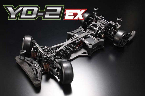 Yokomo YD-2EX Limited Edition 1/10 RWD DRIFT CHASSIS-KIT.